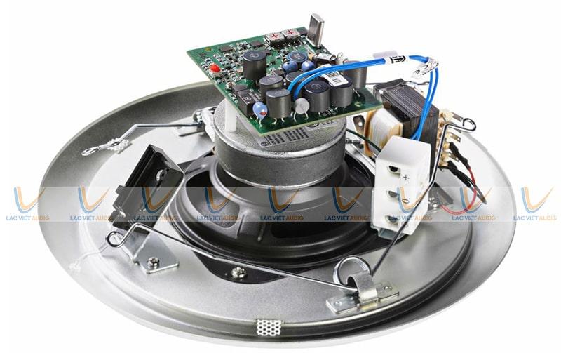 Thiết kế mặt sau của loa âm trần Bosch-LC1-UM06E8