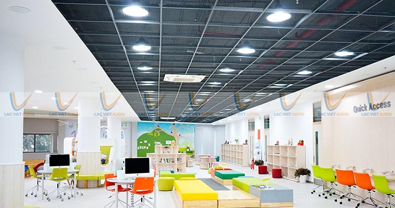 Toa PC-2369 có thể được lắp đặt cho các không gian nhỏ và vừa như nhà hàng, quán ăn, siêu thị, thư viện,..