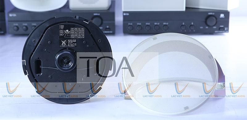 Toa f-2352c đại diện cho một dòng loa âm trần công suất trung bình của Toa