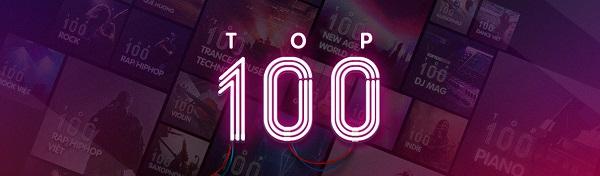 TOp 100 bài hát Việt Nam hay nhất hiện nay