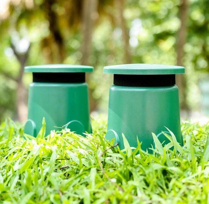 Ứng dụng của loa sân vườn