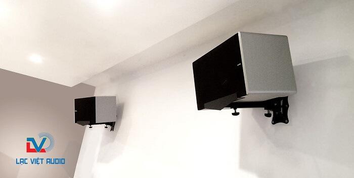 Ứng dụng quan trọng của loa treo tường