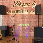 Bộ dàn loa và âm thanh cho quán cafe