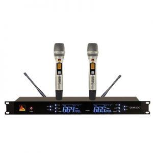 Micro không dây EUDAC SKM-200 hát hay, mượt mà, chống hú rít, bền đẹp