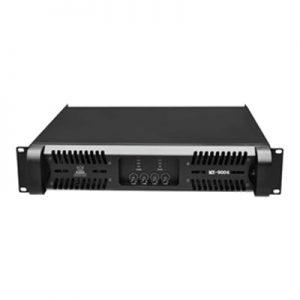 Cục đẩy công suất King MX-9004 nhập khẩu 4 kênh, khuếch đại mạnh mẽ uy lực, bền đẹp