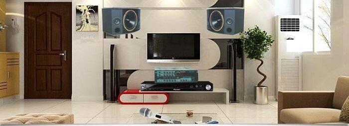 Vai trò quan trọng của amply karaoke trong hệ thống âm thanh