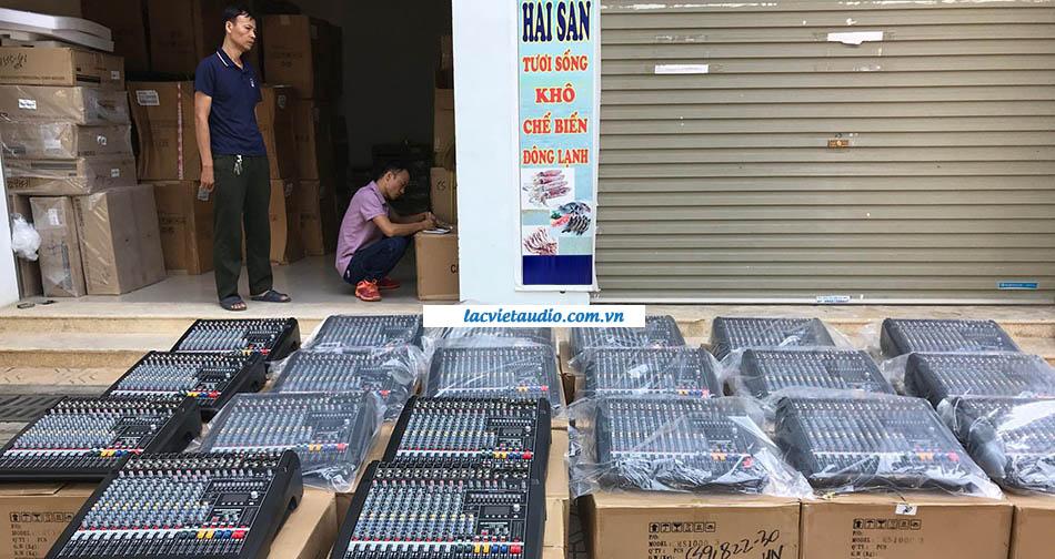 Bàn mixer dynacord CMS 1000 có doanh số bán rất chạy tại Việt Nam