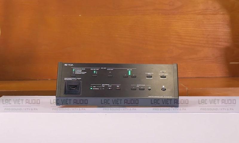 TOA TS- D1000MU là giải pháp mới cho hệ thống âm thanh hội thảo, hội họp