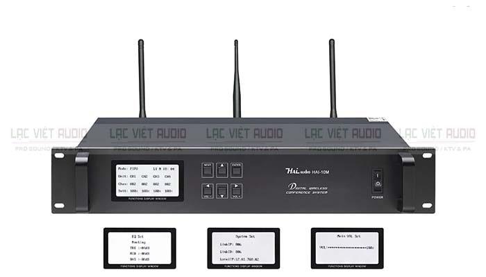 Bộ điều khiển trung tam chất lượng cao tại Lạc Việt Audio