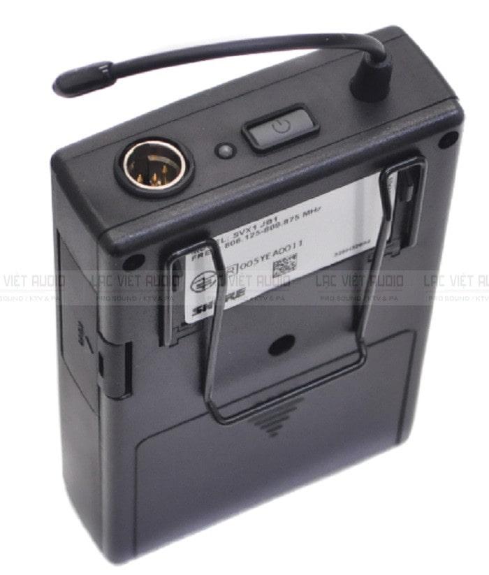 Mua micro micro không dây cài áo Shure chính hãng giá rẻ tại Lạc Việt Audio - không lo nỗi lo về chất lượng