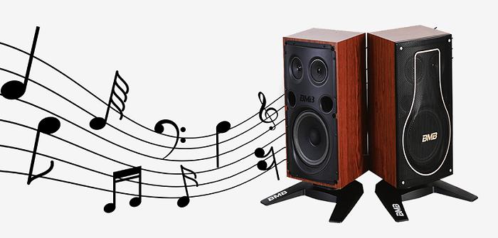 Các dòng nhạc cũng ảnh hưởng một phần đến cách phối ghép loa và amply
