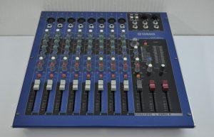 Cách chỉnh mixer yamaha mg80fx có hình ảnh đi kèm, dễ hiểu