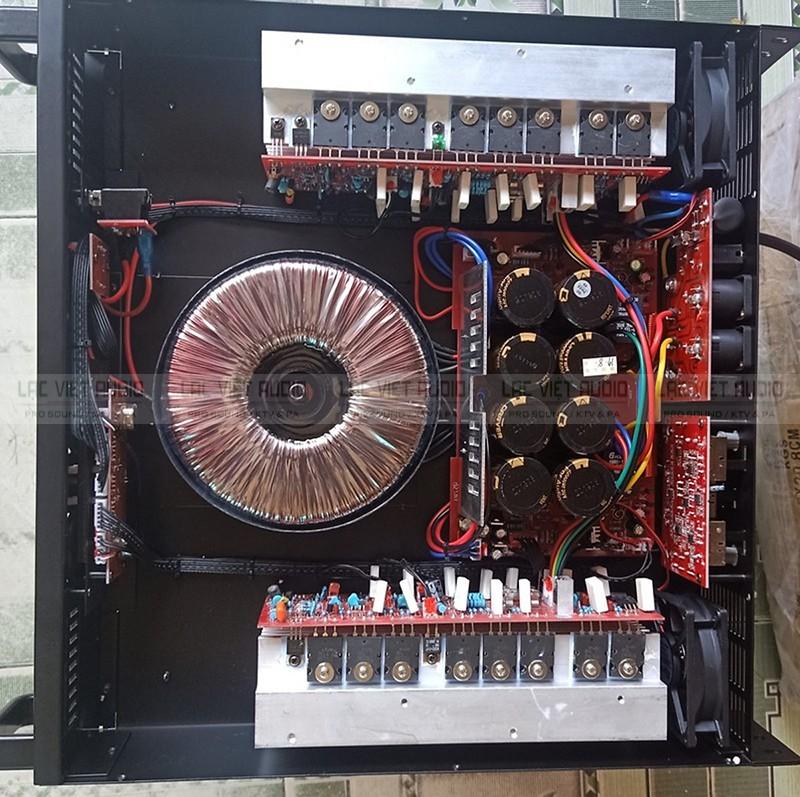 Công nghệ EEEngine tạo nên thương hiệu của dòng Yamaha XP 7000s