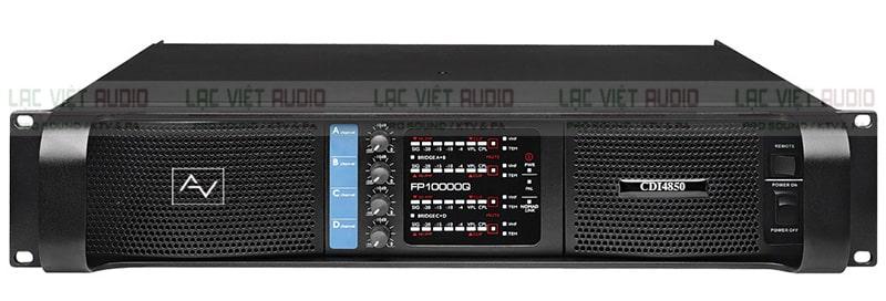Nhà máy sản xuất và lắp đặt cục đẩy công suất AV được đặt tại Trung Quốc