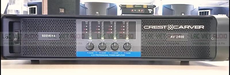 Cục đẩy Crest Carver là sản phẩm thuộc thương hiệu đến từ Mỹ
