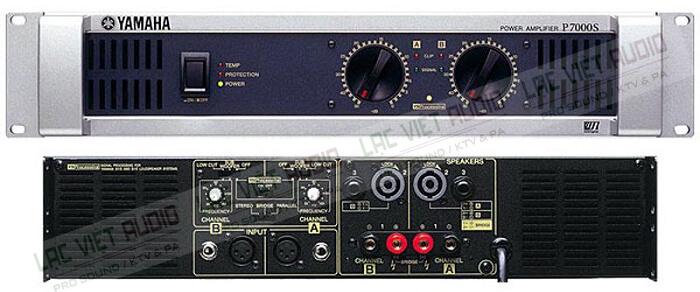 Lý do nên chọn cục đẩy công suất yamaha p7000s cho dàn âm thanh nhà mình là gì
