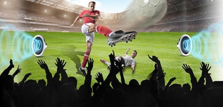 Chế độ Football Mode thoả mãn tín đồ bóng đá