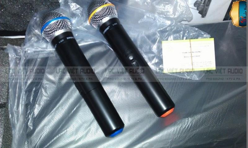 Hình ảnh thực tế được khách hàng gửi về Lạc Việt Audio