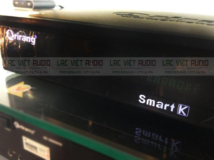 mặt trước đầu Karaoke Arirang SmartK