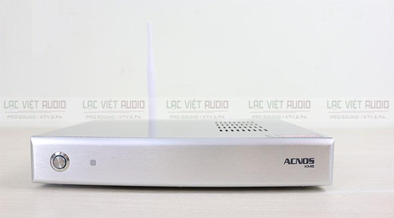 Đầu karaoke Acnos thiết kế tinh tế, hiện đại