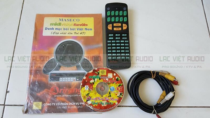 Đầu Karaoke Arirang 3600S trọn bộ