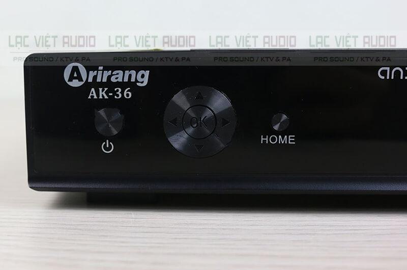 Đầu karaoke Arirang AK36