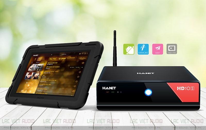 Hãy cùng Lạc Việt Audio tìm hiểu về đầu karaoke Hanet chất lượng cao nhé!