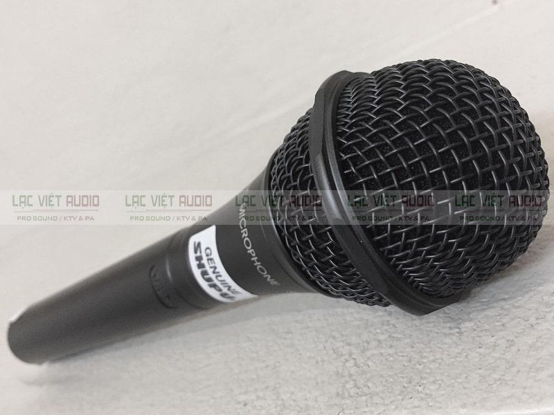 Chi tiết đầu thu micro SM 959 chất lượng cao