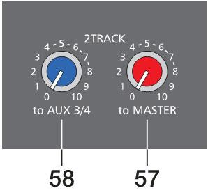 Điều chỉnh 2 track trên Dynacord CMS 1000
