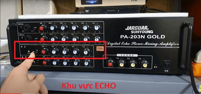 CĂN CHỈNH KHU VỰC ECHO