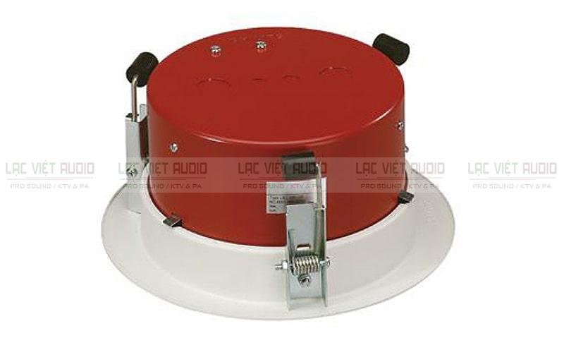 Loa âm trần Bosch LBC308641 có thiết kế đẹp mắt và cứng cáp