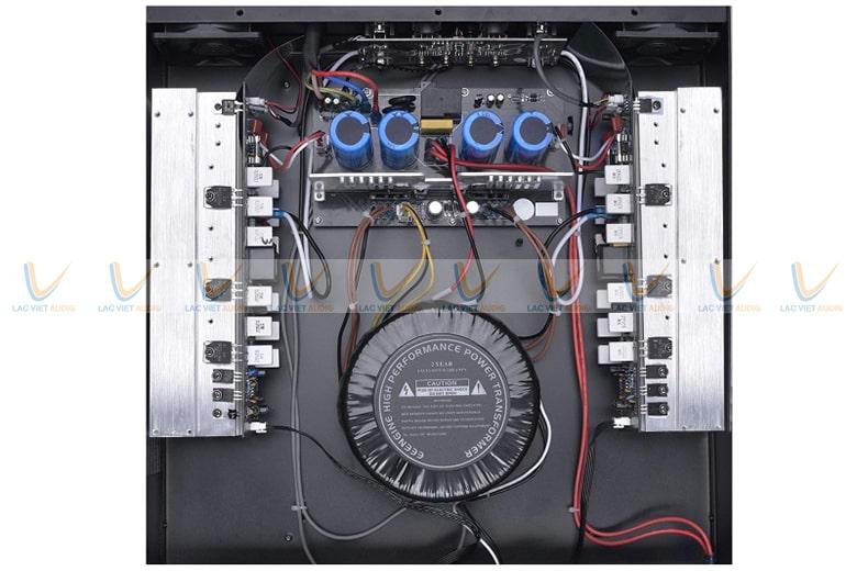 Bo mạch, linh kiện bên trong cục đẩy VS-2300