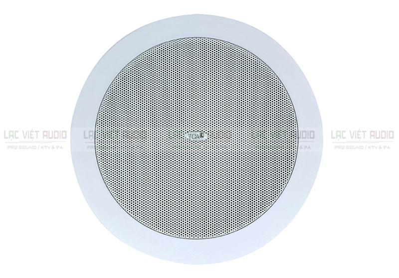 Loa âm trần TCA LC106W màu trắng thanh lịch và trang nhã