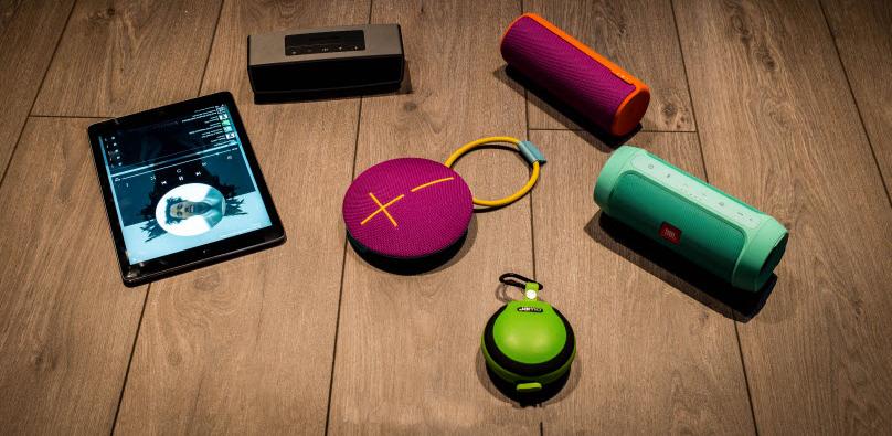 Loa Bluetooth là thiết bị âm thanh rất phổ biến hiện nay