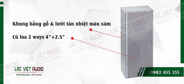 Loa cột ITC T301 với nhiều tính năng nổi bật