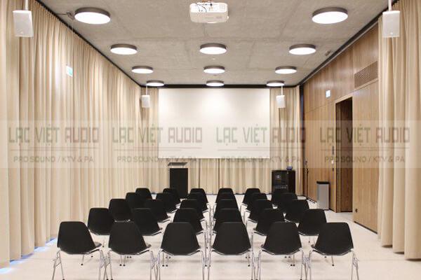 Loa treo tường 5W OBT-421 dùng trong âm thanh phòng họp