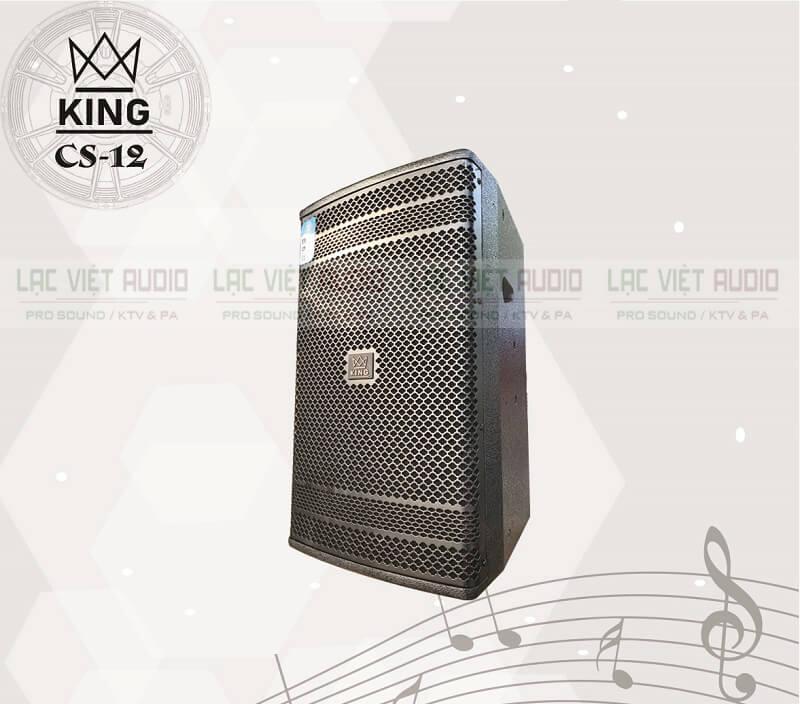 Loa King CS-12