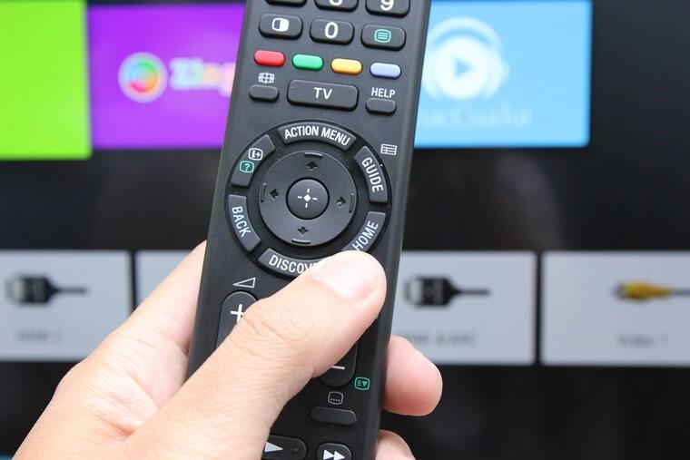 Đầu karaoke không thể điều khiển được bằng remote