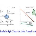 Ưu và nhược điểm về amply, cục đẩy sử dụng class A là gì?
