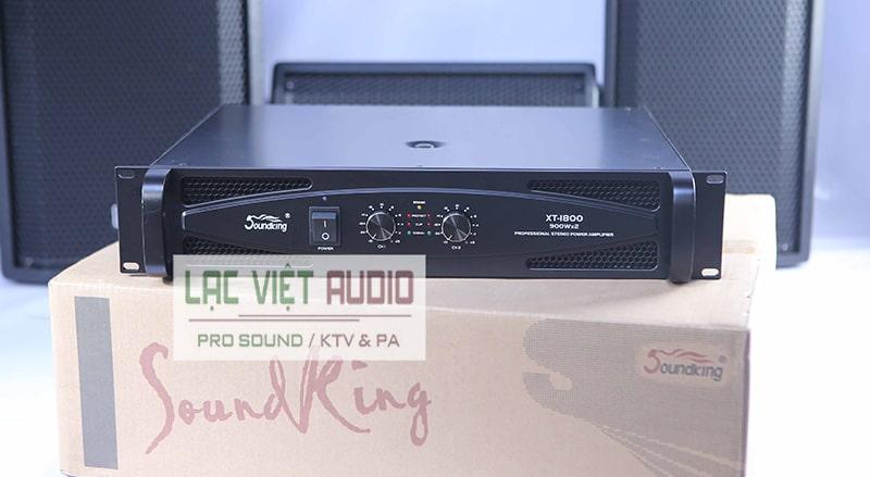 Main power Soundking XT-1800 được phân phối chính hãng tại Lạc Việt Audio
