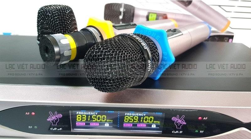 Micro SHURE Pro UT6 cho chất âm hoàn hảo và đảm bảo