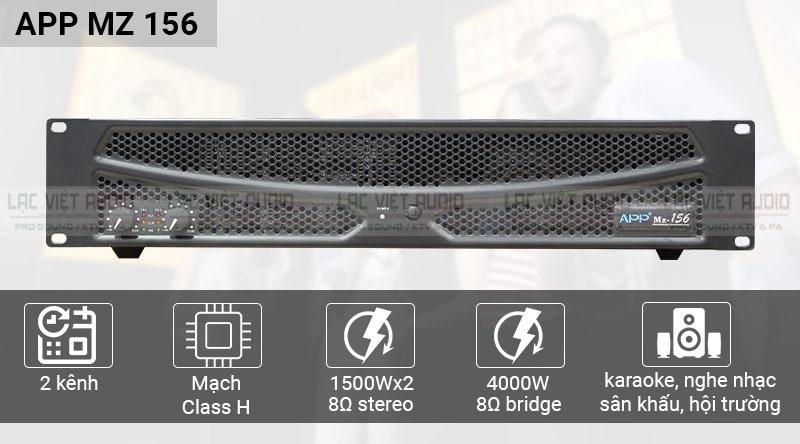 Giao diện mặt trước đơn giản với hệ thống nút chiết áp, lưới tản nhiệt