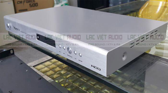 mặt trước đầu Karaoke Việt KTV HD Plus 4TB