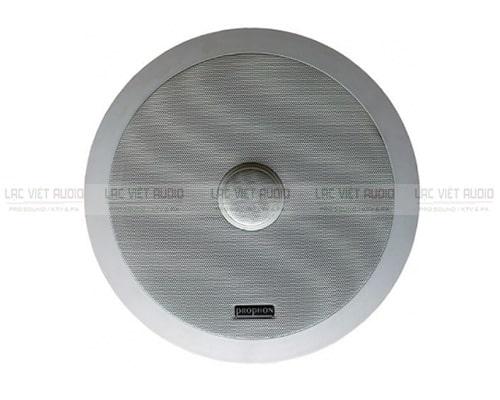 Mặt trước loa âm trần Prophon- CS602