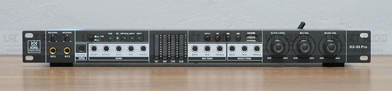 Khả năng tương thích cao với các thiết bị khác trong dàn âm thanh