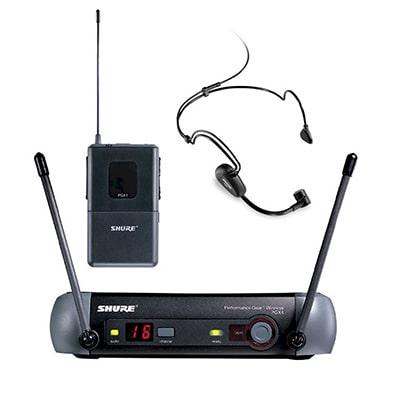 micro đeo tai không dây SHURE PGX14/WL93