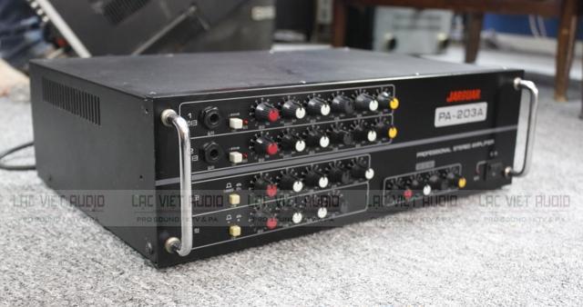 Amply Jarguar 203a cho công suất âm thanh cực khủng