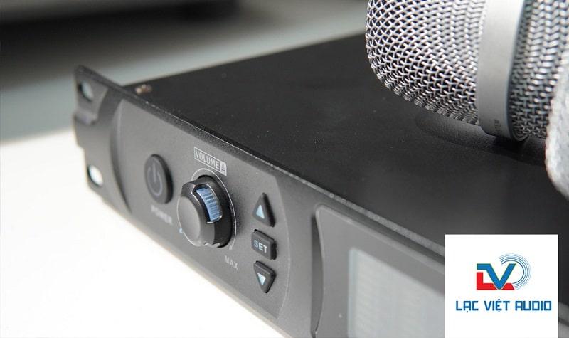 Hình ảnh chi tiết cho đầu thu Micro không dây Star Sound K-300 chính hãng
