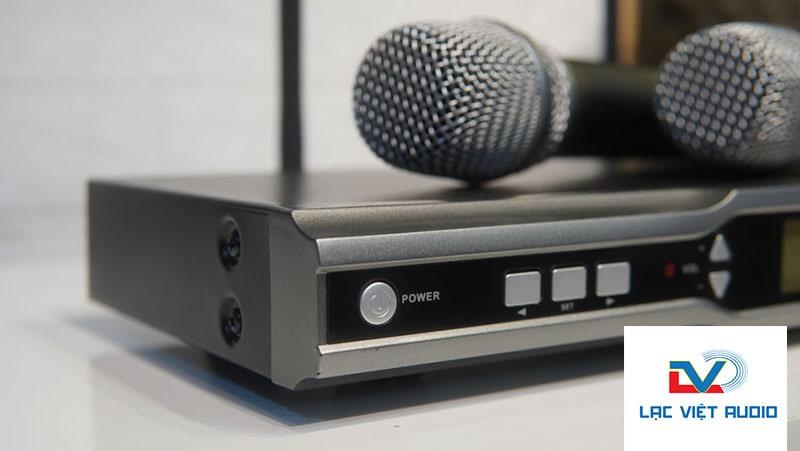 Ứng dụng micro không dây S-9900 rộng rãi trên nhiều lĩnh vực âm thanh