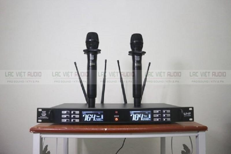 Mua micro King EW500 chính hãng giá tốt nhất thị trường tại Lạc Việt Audio